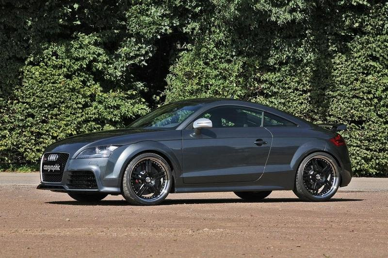 Audi TT-RS by Cargraphic
