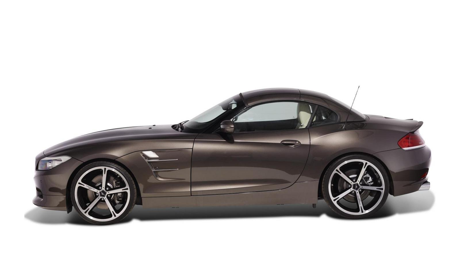 Bmw Z4 By Ac Schnitzer Wallpaper Image