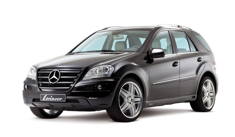 Facelift M-Class by Lorinser