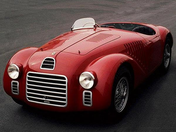 1947 ferrari 125 s review top speed. Black Bedroom Furniture Sets. Home Design Ideas