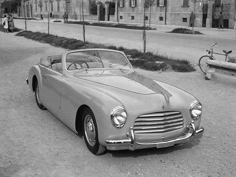1948 - 1950 Ferrari 166 Inter High Resolution Exterior - image 318427