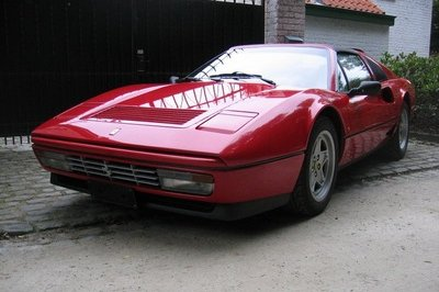 1982 - 1985 Ferrari 208 GTS Turbo