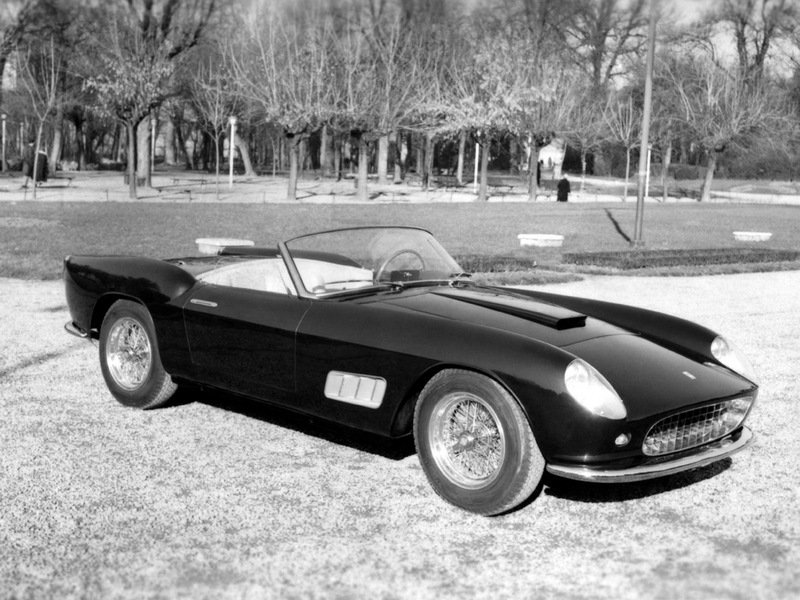 1958 - 1960 Ferrari 250 California High Resolution Exterior - image 318920