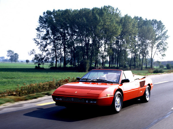 1985 1989 ferrari 3 2 mondial cabriolet car review top speed. Black Bedroom Furniture Sets. Home Design Ideas