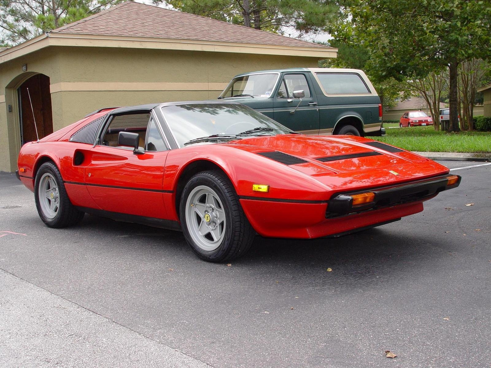 1980 1983 ferrari 308 gtsi picture 322713 car review top speed. Black Bedroom Furniture Sets. Home Design Ideas