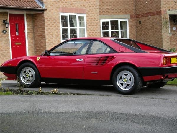 1982 1985 ferrari mondial quattrovalvole car review top speed. Black Bedroom Furniture Sets. Home Design Ideas