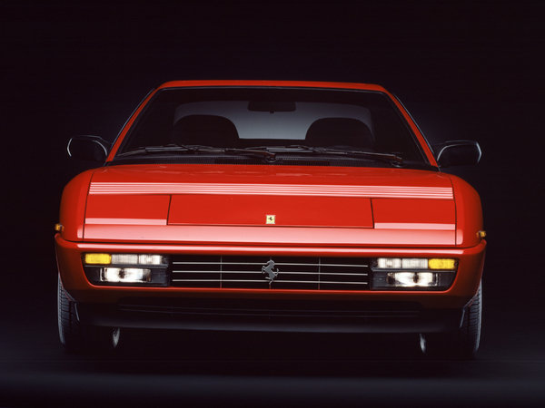 1989 1993 ferrari mondial t pictures car review top speed. Black Bedroom Furniture Sets. Home Design Ideas
