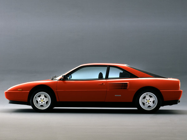1989 1993 ferrari mondial t car review top speed. Black Bedroom Furniture Sets. Home Design Ideas