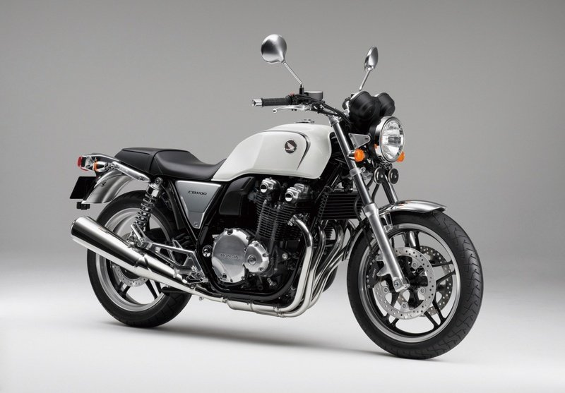 First Look: 2010 Honda CB1100