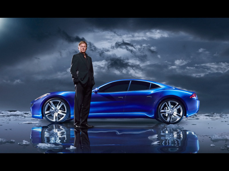 Fisker Automotive is awarded $528 Million loan from the U.S. Department of Energy to build plug-in hybrid vehicles