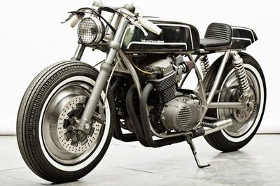 Honda CB 750 Four by WrenchMonkees