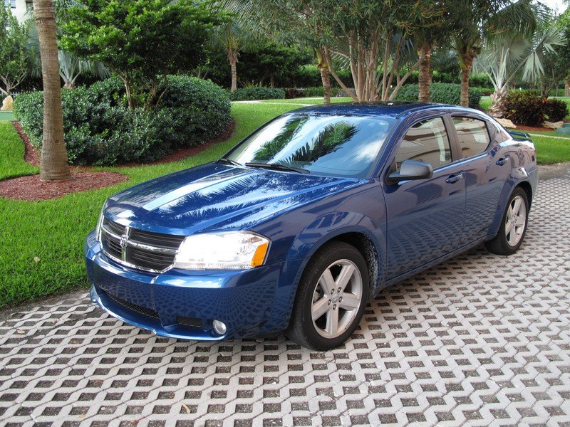 Initial thoughts: 2009 Dodge Avenger SXT
