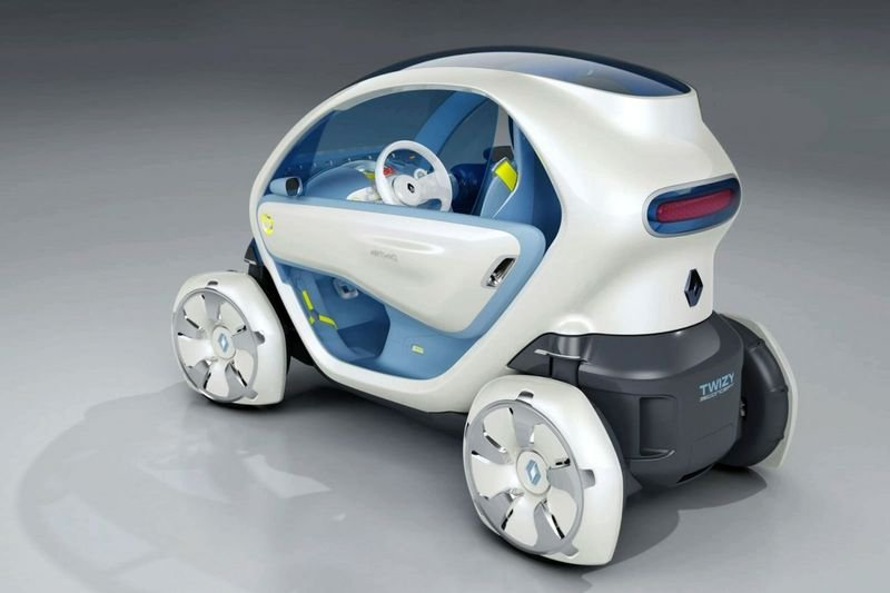 Video: Introducing the Renault Twizy Z.E. Concept