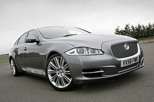 2009 Jaguar XJ Limo-Green Concept Review - Top Speed