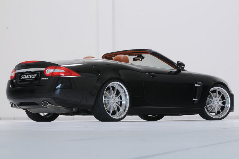 Jaguar XKR by Startech