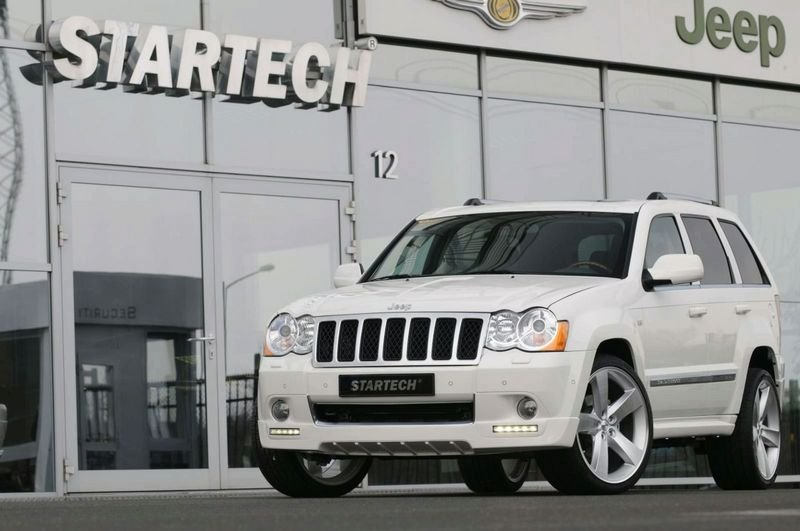 Jeep Grand Cherokee Overland by Startech