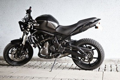 Kawasaki Versys 650 by WrenchMonkees