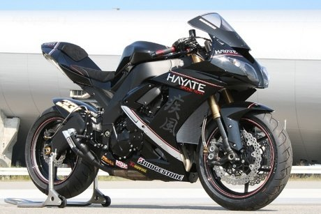 My Motorcycles News  Kawasaki ZX 10R by Hoely