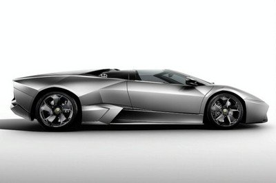 Lamborghini Reventon Roadster to be unveiled at Frankfurt Motor Show