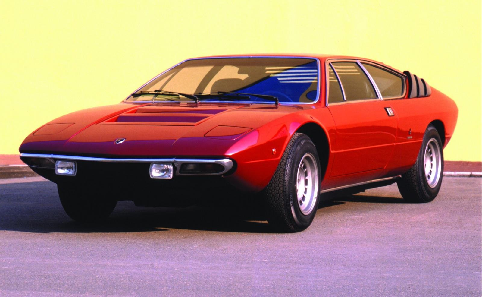 1973 1979 Lamborghini Urraco Top Speed