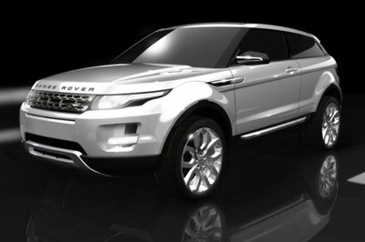 Land Rover LRX to be released in 2011; expected to be smallest and most efficient Land Rover yet