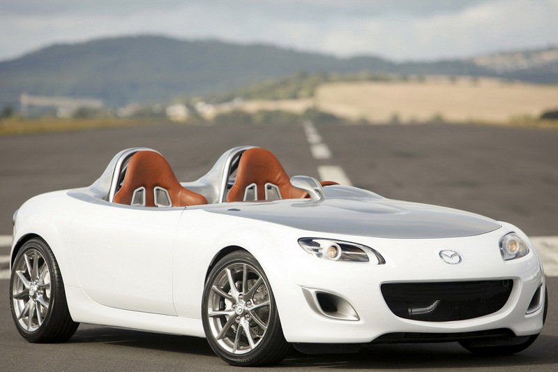 2010 Mazda MX-5 Superlight