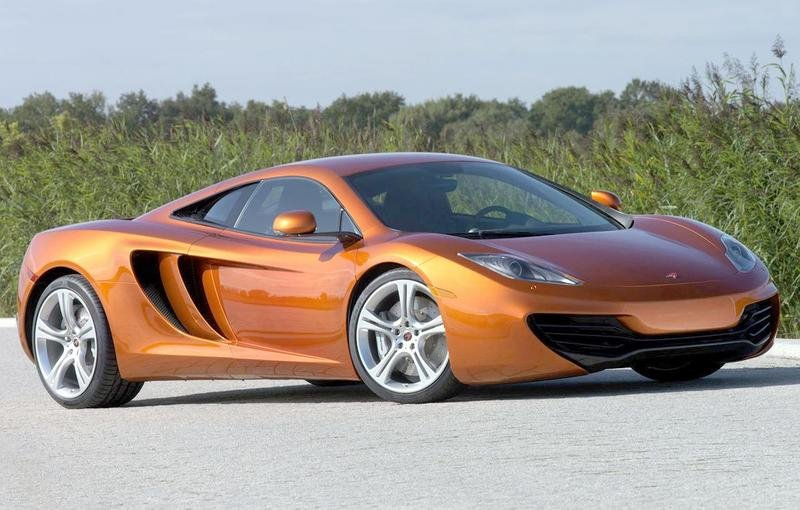McLaren Officially Discontinues the MP4-12C