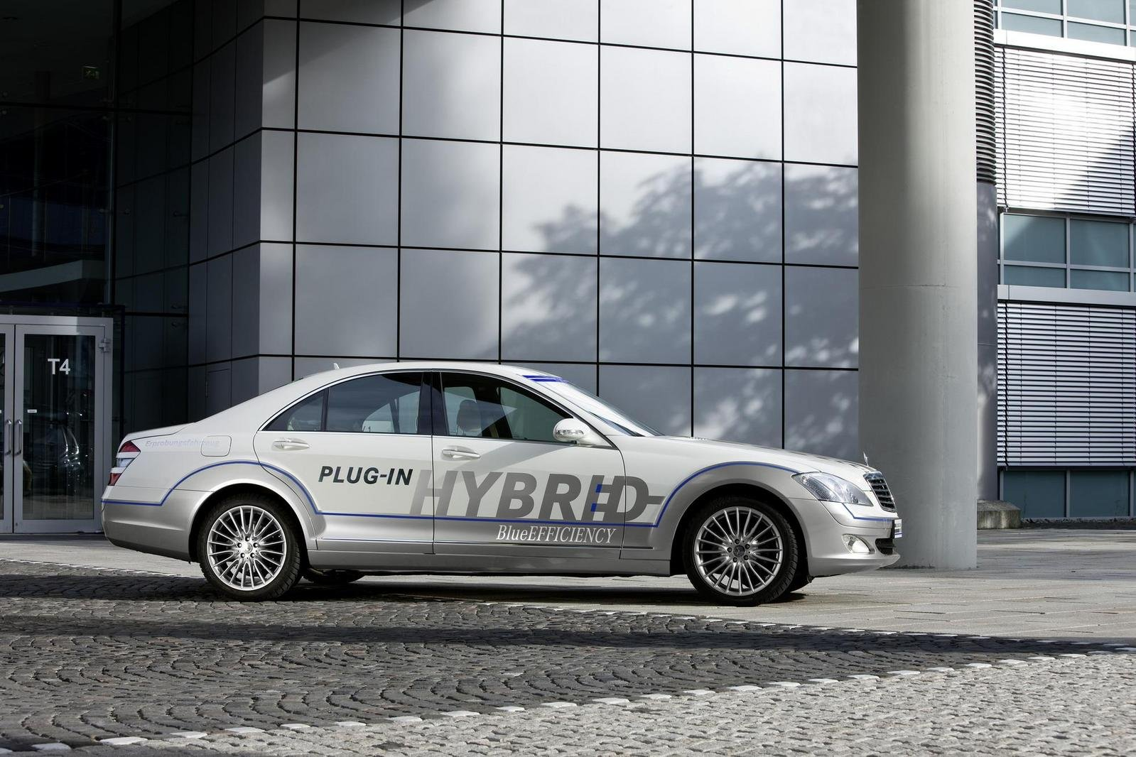 2010 mercedes benz vision s 500 plug in hybrid picture for Mercedes benz vision