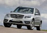 Mercedes GLK 220 CDI and 250 CDI 4MATIC BlueEFFICIENCY