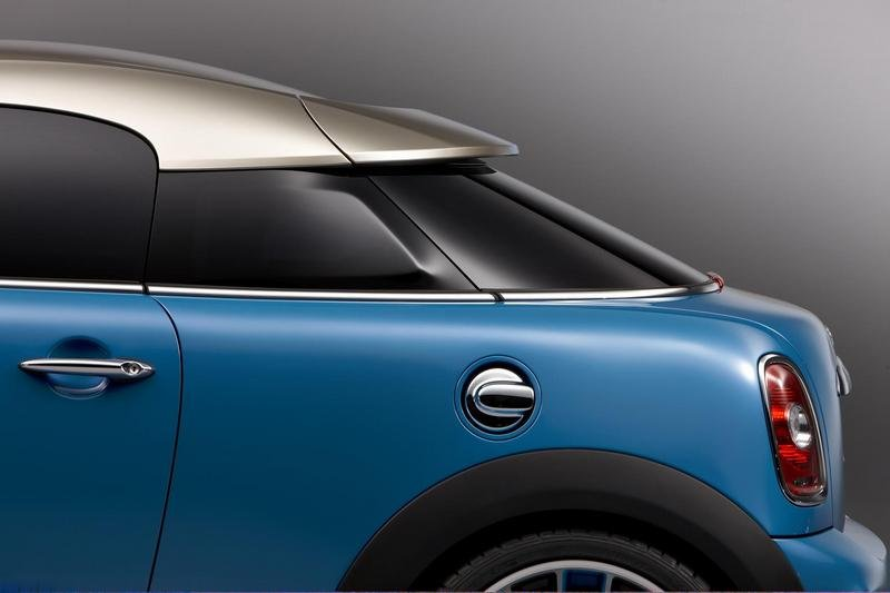 2010 Mini Coupe Concept