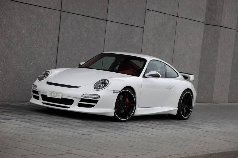 New Porsche 911 Carrera 4S by TechArt