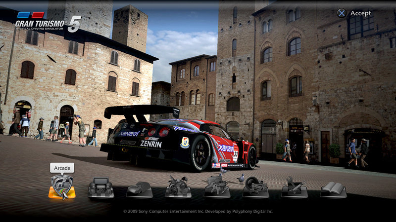 Sony releases official Gran Turismo 5 screen shots, game should be out sometime - image 318240
