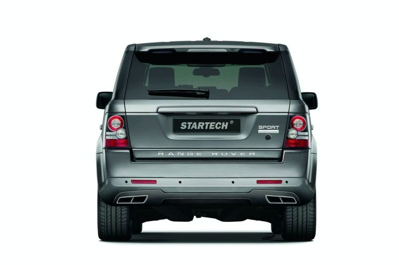 Range Rover and Freelander 2 by Startech