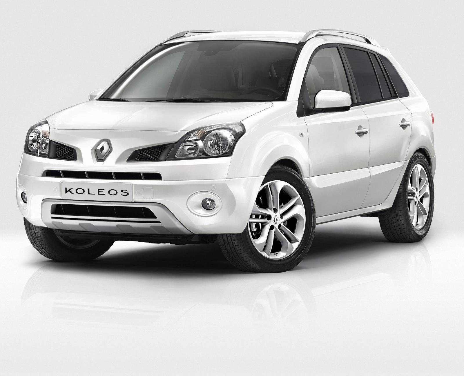 2010 renault koleos white edition picture 318940 car review top speed. Black Bedroom Furniture Sets. Home Design Ideas