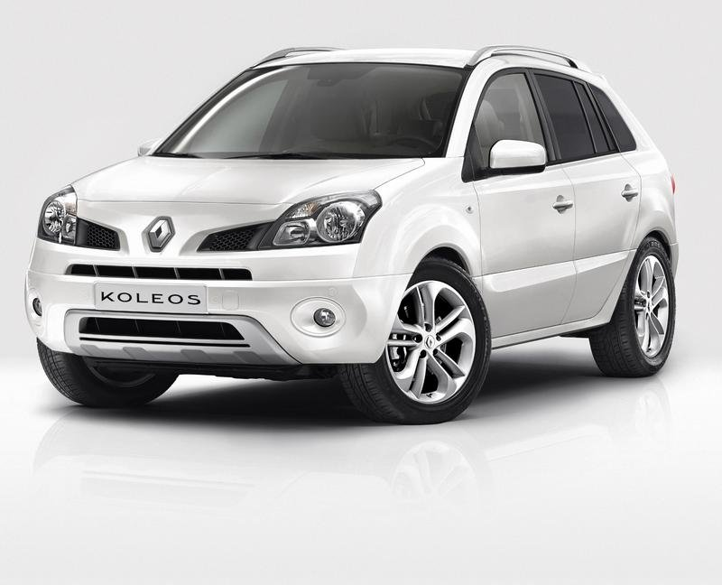 renault koleos reviews specs prices top speed. Black Bedroom Furniture Sets. Home Design Ideas