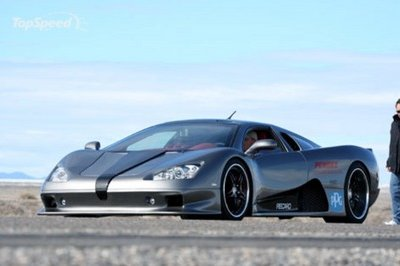 SSC Ultimate Aero to be sold in India