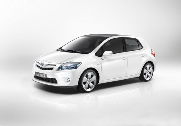 2010 Toyota Auris Hsd Full Hybrid Concept Car Review