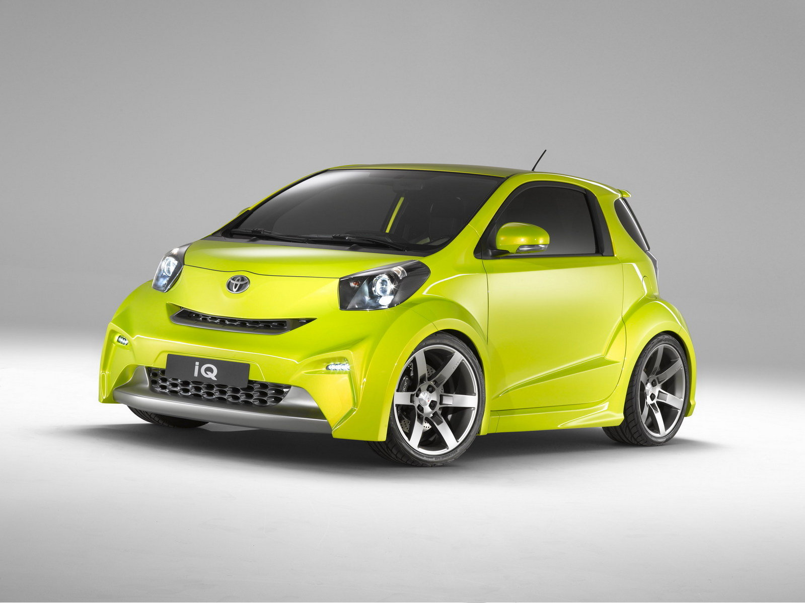 2009 Toyota Iq For Sports And Iq Collection Review Top Speed