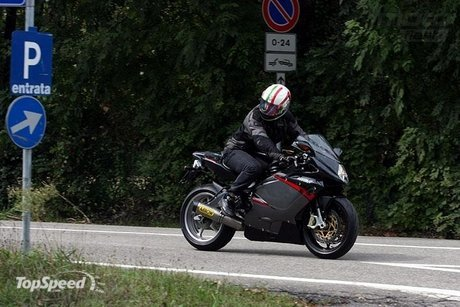 upcoming mv agusta f3 spied in italy