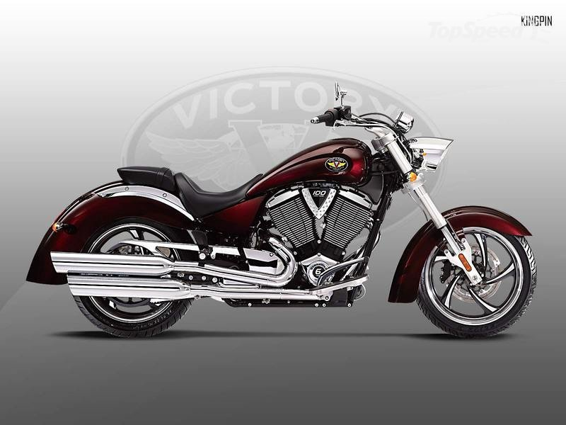 2010 Victory Kingpin Picture