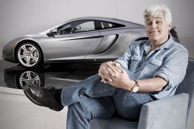 Video: Jay Leno given guided tour of McLaren facility in Woking, England