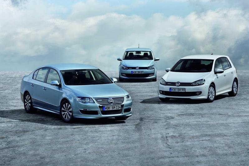 2010 Volkswagen Polo BlueMotion gets almost 75 MPG and will be at the Frankfurt Motor Show