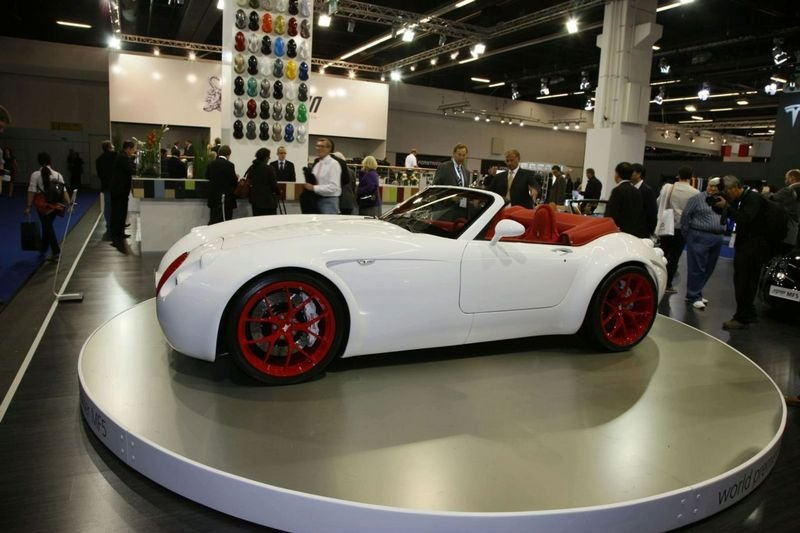 Wiesmann MF5 Roadster is money well-spent