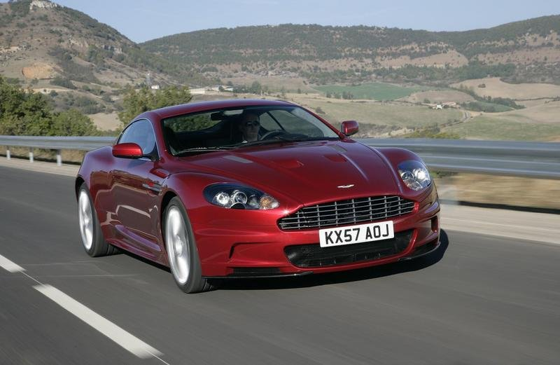 Aston Martin DBS Reviews, Specs & Prices - Top Speed