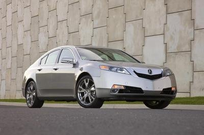 2010 Acura TL | Top Speed