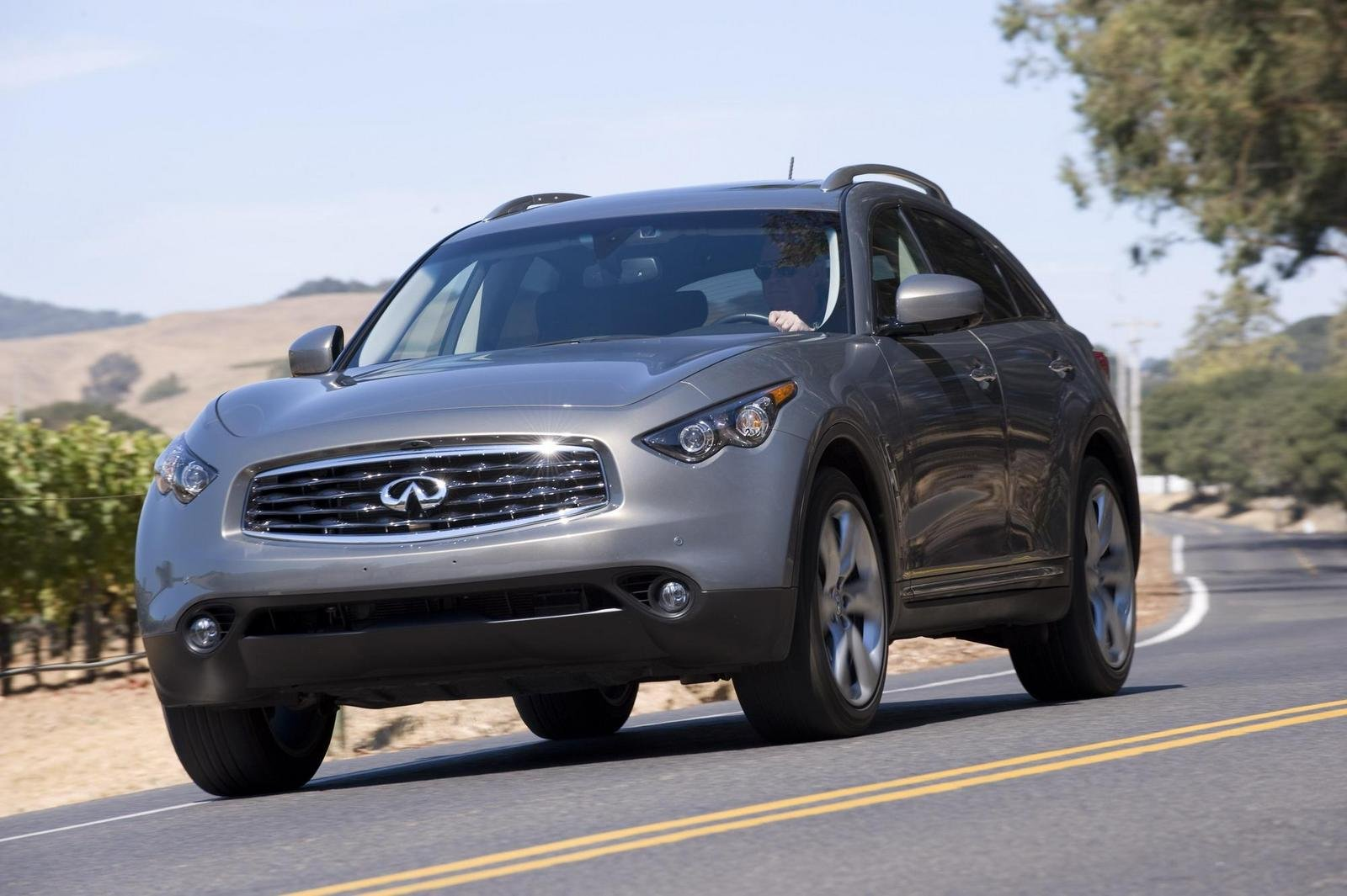 Infiniti Fx X W on How Does An Engine Work