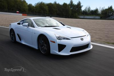 Thoughts of A Lexus LFA Successor has us Wondering: Can Dreams Come True? - image 328629