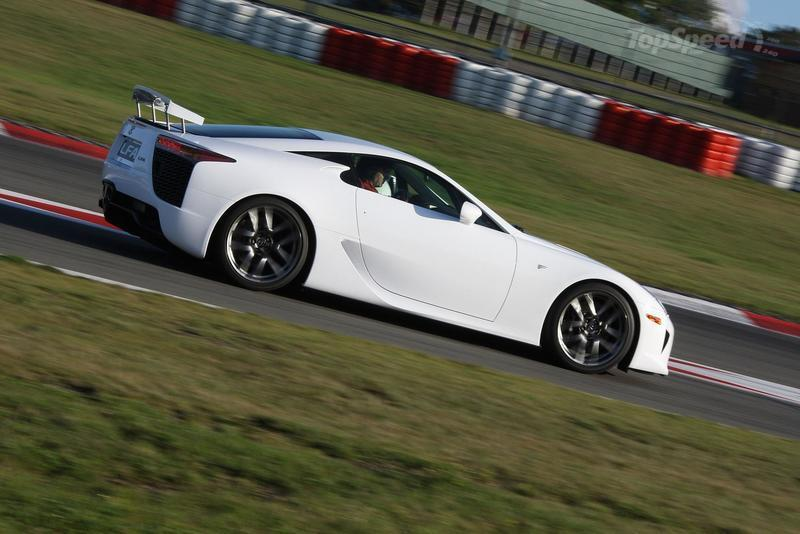 The Lexus LFA Has Yet To Sell Out