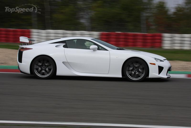 Eight Years After Production Ends, the Lexus LFA Still Pulls in More Than $1 Million in Sales