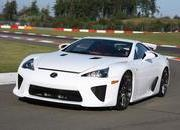Eight Years After Production Ends, the Lexus LFA Still Pulls in More Than $1 Million in Sales - image 328613